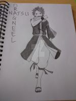Natsu Dragneel Finished Fairy Tail by Minato1995