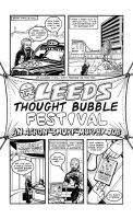 Leeds Thought Bubble 1 by AaronSmurfMurphy