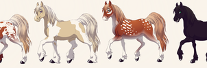 FREE Horse Adopts CLOSED by Amazing-Max