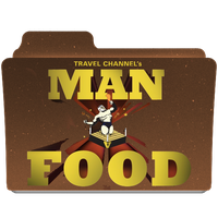 Man Vs. Food Icon by andys184