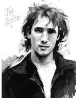 Jeff Buckley. by aofie-fionn