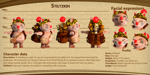 Stiltzkin bio by albertdevi