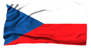 Flags of the World: Czech Republic by MrAngryDog