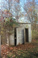 The Outhouse. by Thy-Darkest-Hour