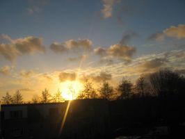 06-01-08 Sunset by Herdervriend