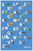A-Z Alphabet (English Version) by KellerAC