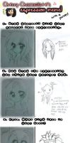Double Expression Meme w/ Enyse22 by Rainbow-fiedKitty