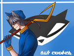 Sly Cooper by Heuring