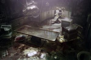 Awful room by rabbiteyes