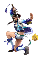 soul calibur - xianghua by Kif-labs