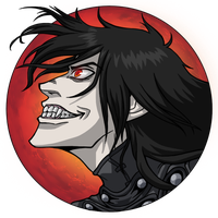 Alucard Medallion by ArtistMeli