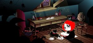 Ruby Gloom- Attic by MHSU