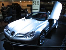 Mercedes-Benz SLR McLaren by Big-D-pictures