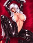 Black Cat Bondage by svoidist
