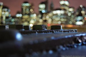 NYC Bokeh by Katie23