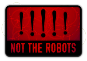 Not the robots icon alt by theedarkhorse