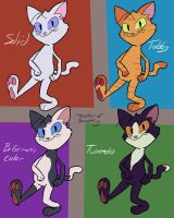Cat Design Ideas by Monster-of-Something