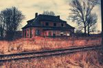 OLD RAIL STATION by jamminsession