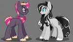 Pony Adopts Auction by sarahmfighter