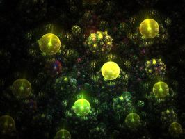 TRANSLUMINOUS  GLOBES by DorianoArt