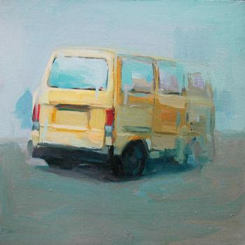 Yellow taxi by cool7up