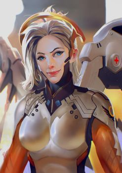Mercy Done by BramastaAji