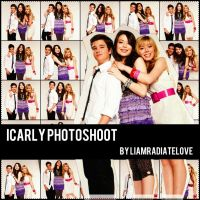 iCarly Photoshoot. 001 by LiamRadiateLove