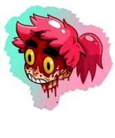 Severed head gif by Crew1