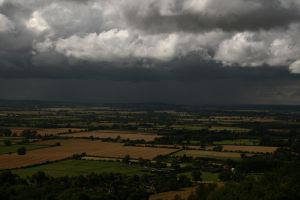 approaching storm front by PageNotFound