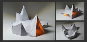 Architecture Modeling by AYMeursault