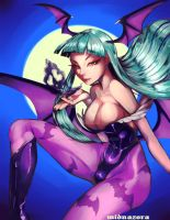 Morrigan by midnazora