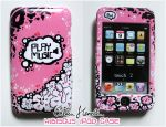 Hibiscus iPod Case by PeterPan-Syndrome