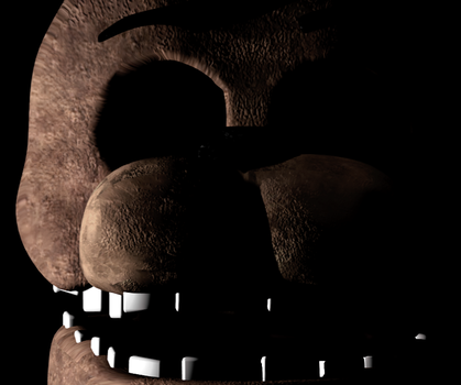Withered Freddy V1 WIP #2 by TickTockGJ
