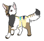 Pup for PhoenixEggz by LizzysAdopts
