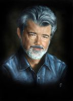 George Lucas the Creator by Melanarus