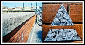 Triade in Florence by BeYourself-art