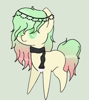 *sold* Adoptable 10Points by Geni-The-Genie