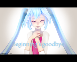 .:Beginning's goodbye:. by Baka-chanLove