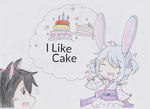 'I Like Cake' by Littlemay528