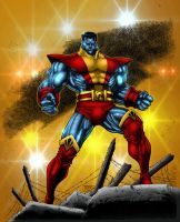 Colossus by MarcBourcier