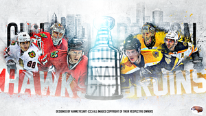The NHL Finals 2013 by TheHawkeyeStudio