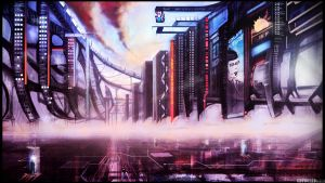 Vibrant City :CW Entry by GDSWorld