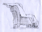 Life Drawing by terribleCabbage
