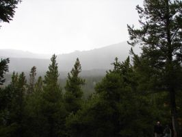 Moutains of Mist by Tymuthus