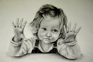 Little girl by kristina323
