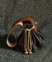 Medieval small pouch 1 by Fantasy-Craft