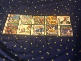 My Nintendo DS Collection by UKD-DAWG
