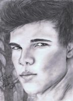 Taylor Lautner by evelinappm