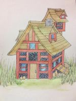 Some House by LUKEW456