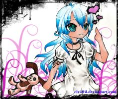 .:love-girl-copic-2:. by elvi-92
